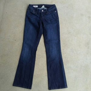 Banana Republic boot cut jeans - like new